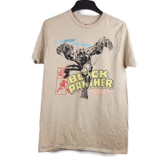 5edf038b4 Marvel Shirts | Black Panther Comic Book Shirt | Poshmark